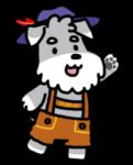 ペットシッターBowsAnimalCareのキャラクター2